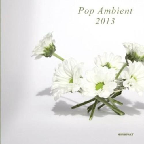 Pop Ambient 2013 CD (2013)