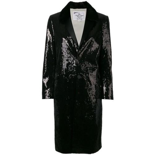 DSQUARED2 Sequin Embellished Coat