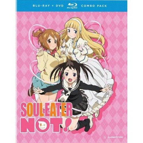 Soul Eater Not: The Complete Series [4 Discs] [Blu-ray/DVD]
