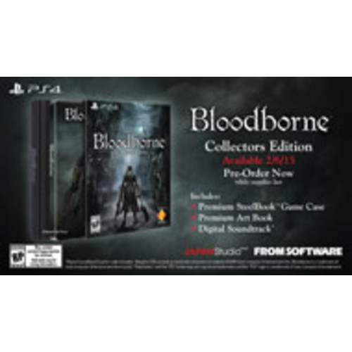 Sony Computer Entertainment America Bloodborne Collectors Edition