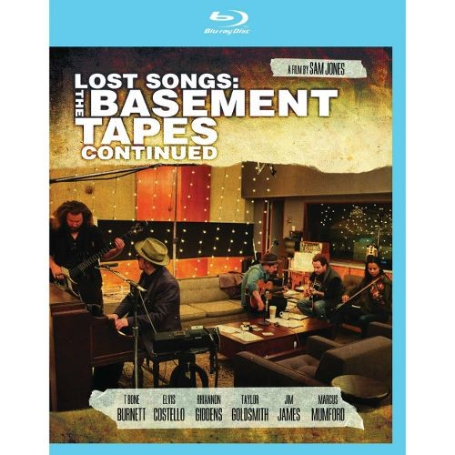 Lost Songs: The Basement Tapes Continued [Blu-Ray Disc]