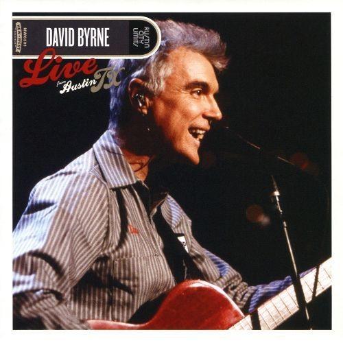 Live from Austin TX [CD/DVD] [CD & DVD]