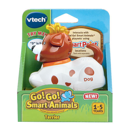 VTech Go! Go! Smart Animals Terrier Toy