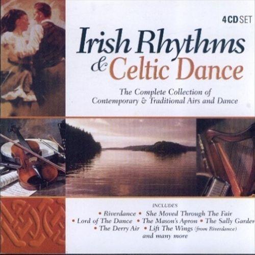 Irish Rhythms & Celtic Dance [CD]