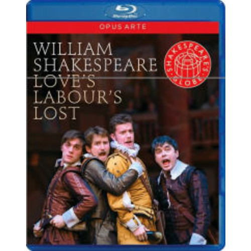 Love's Labour's Lost from Shakespeare's Globe