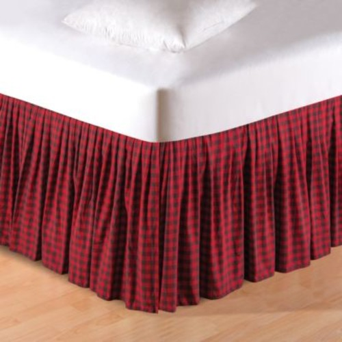 C&F Design Timberline Bed Skirt