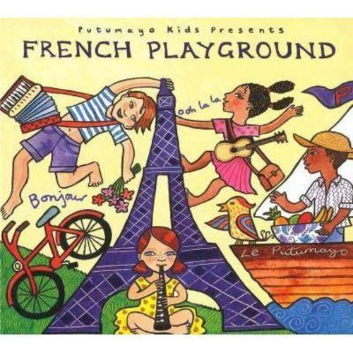 Various - French Playground