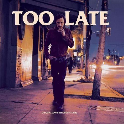 Too Late [LP] - VINYL