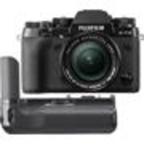 Fuji X-T2 Bundle 24.3-megapixel APS-C sensor mirrorless camera with 18-55mm zoom lens and vertical power booster