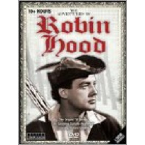 The Adventures of Robin Hood [10 Discs] [DVD]