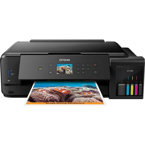 Epson - Expression Premium EcoTank ET-7750 Wireless All-in-One Printer