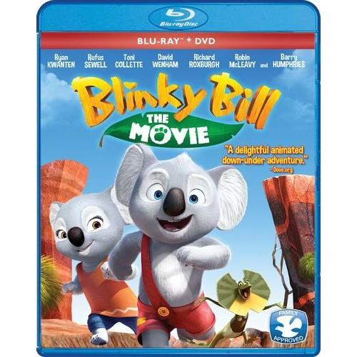 Blinky Bill: The Movie [Blu-ray] [2 Discs] [2015]