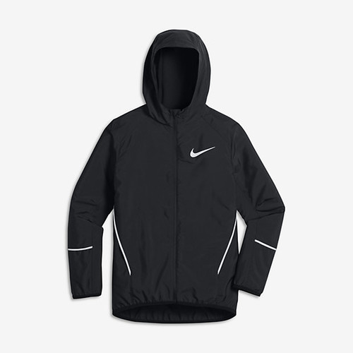 Nike Run Big Kids' (Boys') Running Jacket