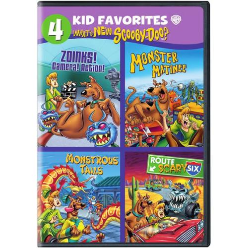 4 Kid Favorites: What's New Scooby-Doo