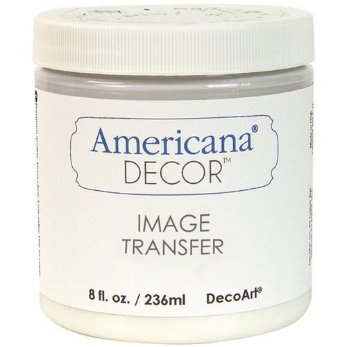 Americana Decor Image Transfer Medium 8oz Clear