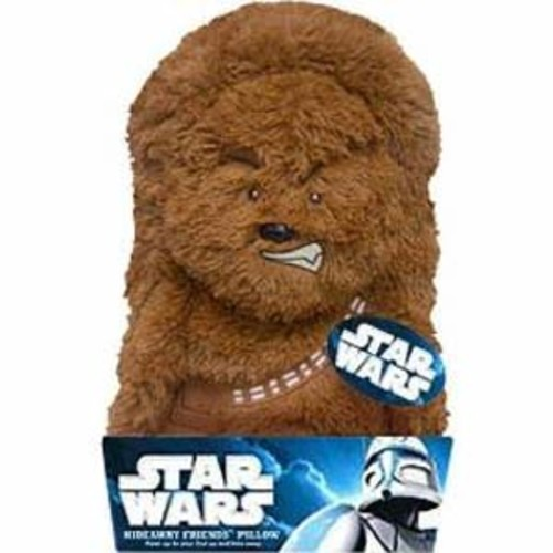 Hideaway Pets Chewbacca Plush Toy that Can Roll