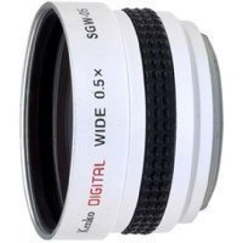 Kenko 0.5X Wide Angle Lens for 37mm Camcorders #SGW-05