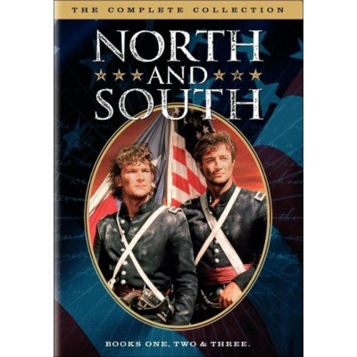 North and South: The Complete Collection - Books One, Two & Three [5 Discs]