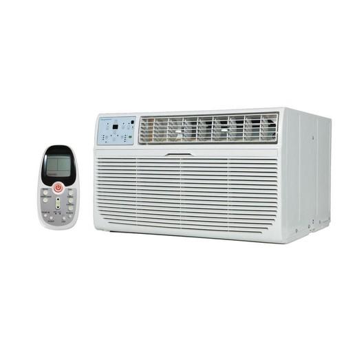 Keystone 14,000 BTU 230-Volt Through-the-Wall Air Conditioner with Remote