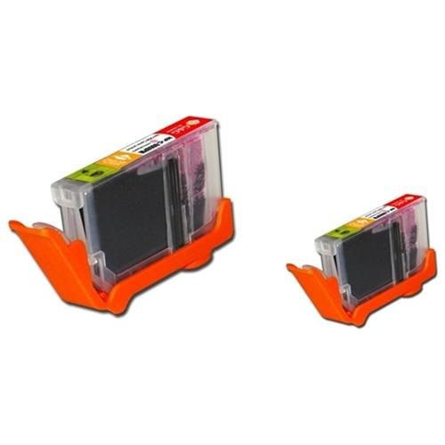 Insten Photo Magenta Ink Cartridge Compatible with Canon CLI-8PM (Pack of 2) - 1335679