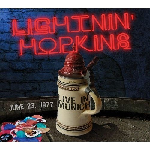 Live in Munich June 23, 1977 [CD]