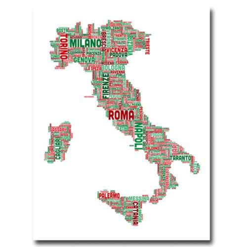Trademark Fine Art 'Italy III' 24