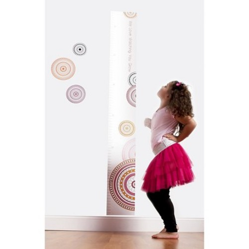 One Grace Place Sophia Lolita Growth Chart Decal (80