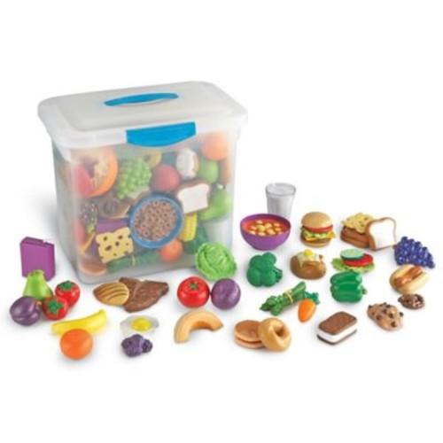 Learning Resources New Sprouts Classroom Play Food