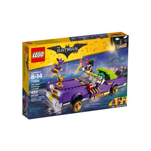 LEGO The  Batman Movie - The Jokeru0026#8482; Notorious #70906