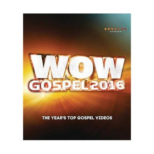 Wow gospel 2016 (DVD)