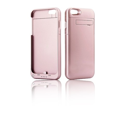 Indigi High Capacity Reserve 4000mAh External Battery Case (Rose Gold) for iPhone 7 plus
