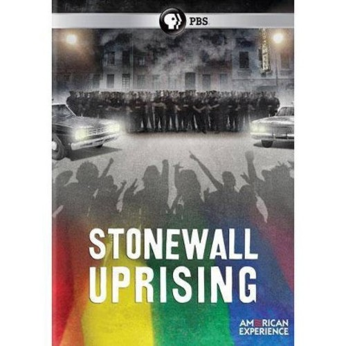 American Experience: Stonewall Uprising (DVD)