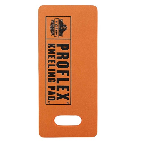 ProFlex 18 in. x 8 in. Orange Compact Kneeling Pad