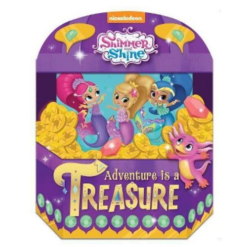 Adventure Is a Treasure (Hardcover) (Cara Stevens)