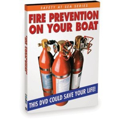 Fire Prevention [DVD]