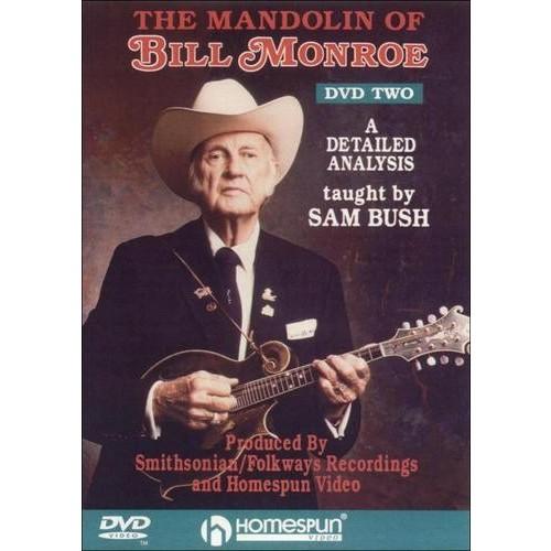 The Mandolin of Bill Monroe, Vol. 2 [DVD] [1992]