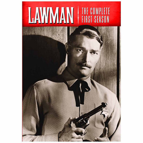 Lawman: The Complete First Season DVD-9