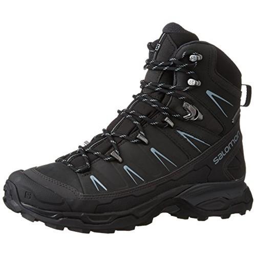 Salomon Women's X Ultra Trek GTX W Backpacking Boot [Dark Cloud/Black/Cristal, 5 B(M) US]