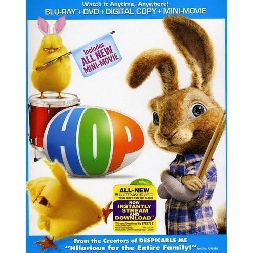 Hop (Blu-ray + DVD + Digital Copy)