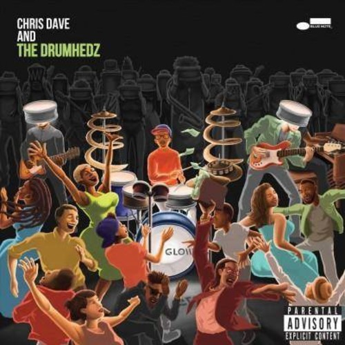 Chris And The Dave - Chris Dave And The Drumhedz (CD)