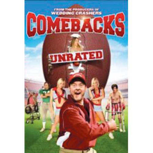 The Comebacks [Unrated] WSE DD5.1/DS