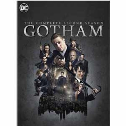Gotham: The Complete Second Season (DC) [DVD]