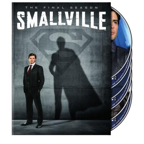 Smallville: The Final Season [6 Discs] [DVD]