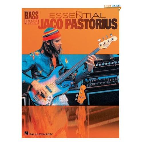 The Essential Jaco Pastorius (Bass Recorded Versions)