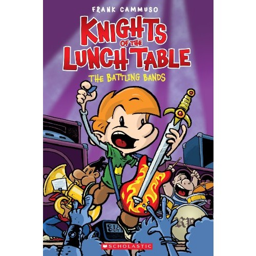 Knights of the Lunch Table #3: The Battling Bands