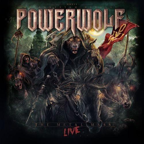 The Metal Mass: Live [LP] - VINYL