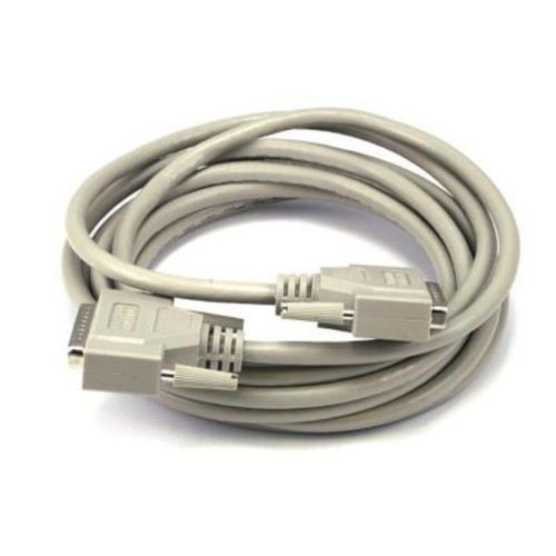Monoprice 15' IEEE 1284 DB-25 Male to Male Printer Cable
