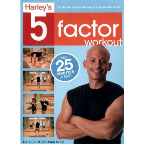 Harley's 5-Factor Workout (DVD)