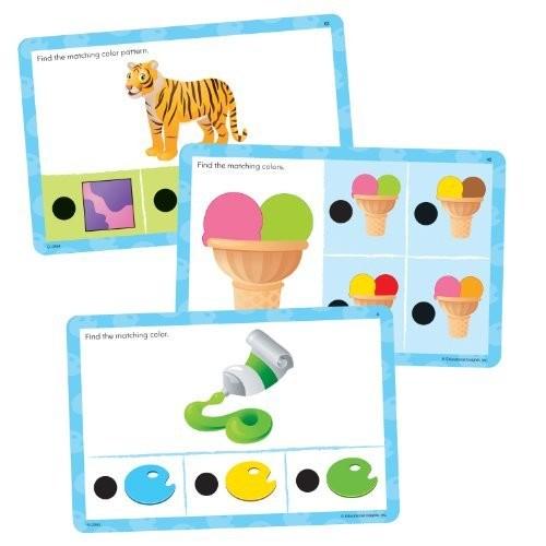 Educational Insights Hot Dots Jr. Card Set - Color [6 L in]