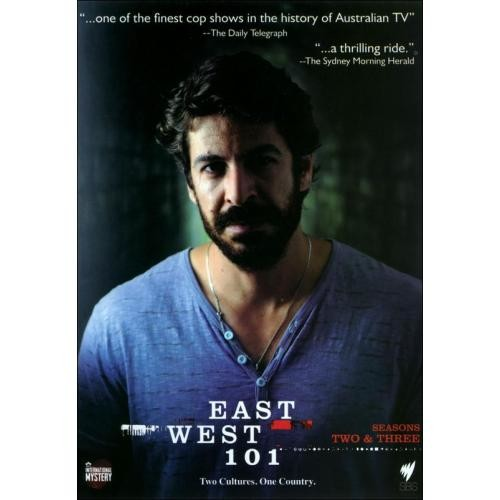 East West 101: Seasons Two & Three [3 Discs] [DVD]